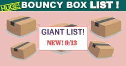 Best Bouncy Boxes Of The Day! [ BEST ODDS OF WINNING! ] = UPDATED 9/13