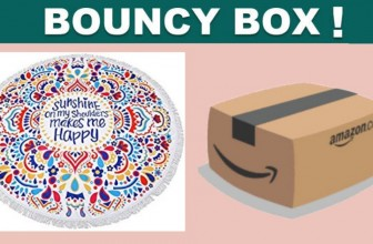 Bouncy Box Blanket! ENDS ANY SECOND! 3 WINNERS!