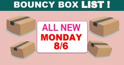HUGE LIST Of – INSANE ODDS to WIN – BOUNCY BOX Giveaways!