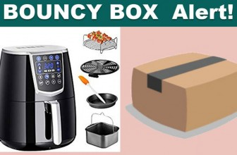 INSTANT Win an AIR FRYER! =  EVERY 4,5000 Person WINS! 8 WINNERS!