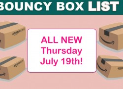 Best ODDS to Win BOUNCY BOX ! ALL NEW – Thursday – 7/19