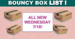 Best ODDS TO WIN Bouncy Box List – ALL NEW – Wednesday 7/18