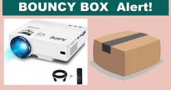 Instant Win a BOUNCY BOX Projector! Winner Picked Any Second!