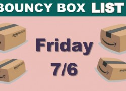 29 HOT BOUNCY BOXES – INSANE ODDS – All New Friday 7/6