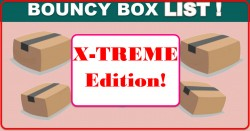 EXTREME Bouncy Box List ! EVERYTHING : Odd Of Winning 400 OR MORE!