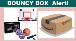 Bouncy Box! Basket Ball Toy – SO FUN!