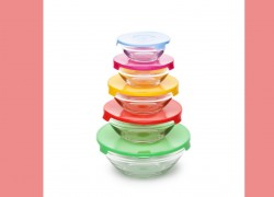 LOVE THIS! Hurry ! 10 pc. Glass Bowl Set ONLY $3.00 FREE SHIPPING!