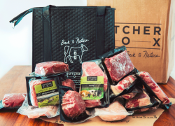 Win a $250 Butcher Box full of your favorite meats!