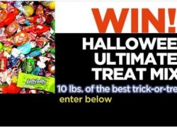 Win 10 lbs of Candy for Halloween!!