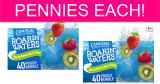 Capris Sun Strawberry Kiwi – 40 Pack – PENNIES PER DRINK!