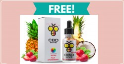 FREE CBD Oils ! WOW!