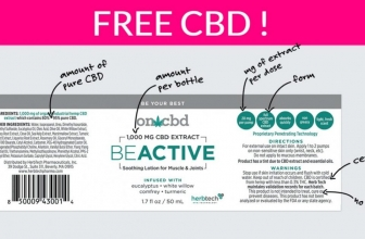Totally FREE CBD By Mail! Everyone Will Get IT!