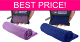BEST PRICE! 2 Pack Cooling Towels!