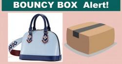 [ BOUNCY BOX! ] Instant Win a Niche Women's Handbag!!!