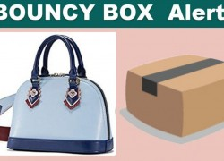 [ BOUNCY BOX! ] Instant Win a Niche Women's Handbag!!!