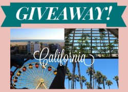 Win a Trip for 2 to California! [Daily Entry]