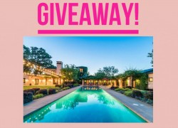 Win a Trip for 2 to Napa California ! OMG!