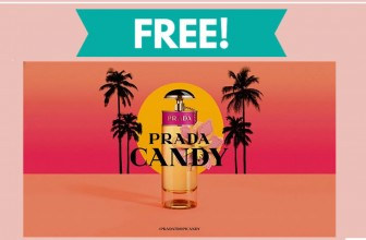 Candy Prauda Perfume Free Sample By Mail!