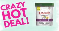 MEGA Hot Deal! Cascade Platinum Plus { 70 Ct. } ONLY $13.99 ( Reg. $24.99+ )