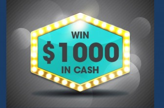 Who Needs a $1,000 in FREE Cash ? Win It!