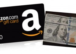 HURRY! Enter TO win $200 Cash or $200 GIFT CARD!