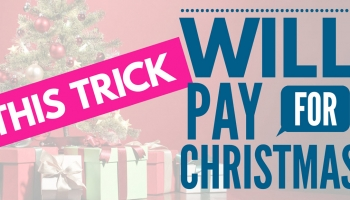 Pay For EVERYTHING for Christmas This YEAR! >> FREE Christmas!