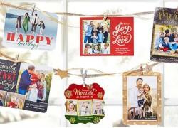 RUNNNN! FREE Christmas Cards – 100 FREE 4×6 Prints! GO NOW!