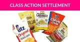 UTZ Snacks Class Action Settlement