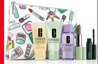 Clinique 6-pc. discovery kit – $5.00 SHIPPED [  Reg. $70! ]
