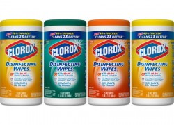 HOT Deal! FREE 3-pk Clorox Wipes!