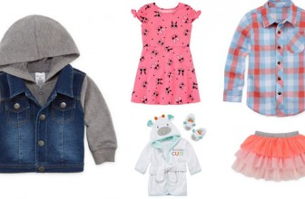 Adorable Kids Clothes for AS LOW AS $1.49 !