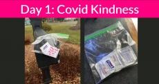 Day 1: Covid Kindness #CovidKindness