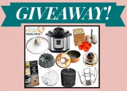 HUGE Cooking Set that includes a Instant Pot and so much more!!