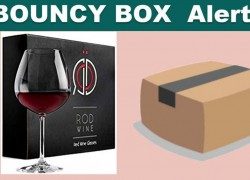 [ Instant Win ] Red Wine Crystal Wine Glasses! [ Value $54.99! ]