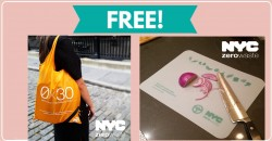 Totally Free Grocery Bag or FREE Cutting Board!