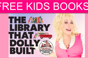 FREE Kids Books by Mail!
