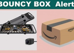 DASH Cam Bouncy BOX ! [ EVERY 500th Person Wins ] !