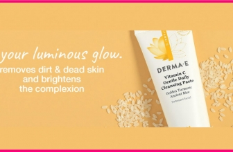 Totally FREE Derma E Vitamin C Cleansing Paste!
