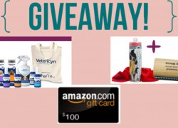 Win a Vetericyn® Prize Pack Worth Over $200!