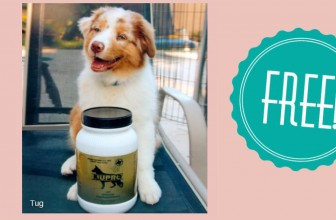 Totally Free NUPRO Natural Pet Supplements Samples