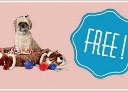 100% FREE $10 IN Pet Supplies!
