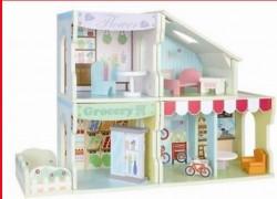 WOW! Interchangeable Dollhouse for $14.97 [ Reg. $49.95 ] !