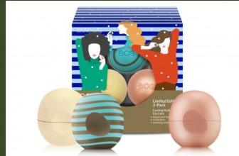 eos Lip Balm Limited Edition Holiday Collection ONLY $2.33 Each!