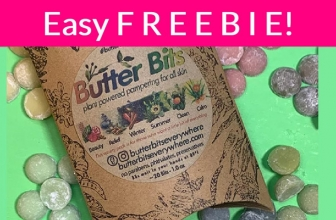 Super Easy Freebie! Free Sample By Mail of Butter Bit.
