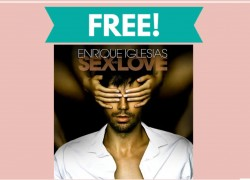 FREE Enrique Iglesias MP3 Album – Free Music!