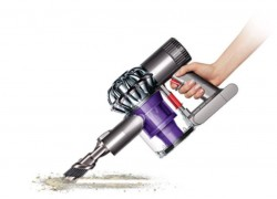 Enter TO WIn a Dyson V6 Trigger Cordless Handheld Vacuum !
