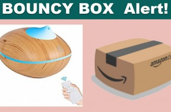 * HOT! * Oil Diffuser BOUNCY BOX!
