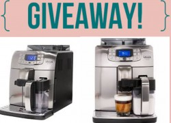 Mother's Day Espresso Machine Giveaway ( WORTH $1,299 )