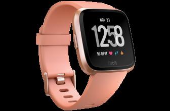 Win a Fitbit Versa Smartwatch!