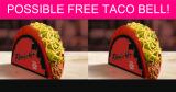 FREE Flamin' Hot Doritos Locos Taco!